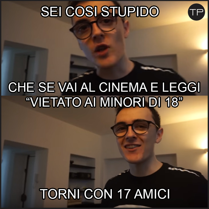 Meme su Youtube Italia - surry 4