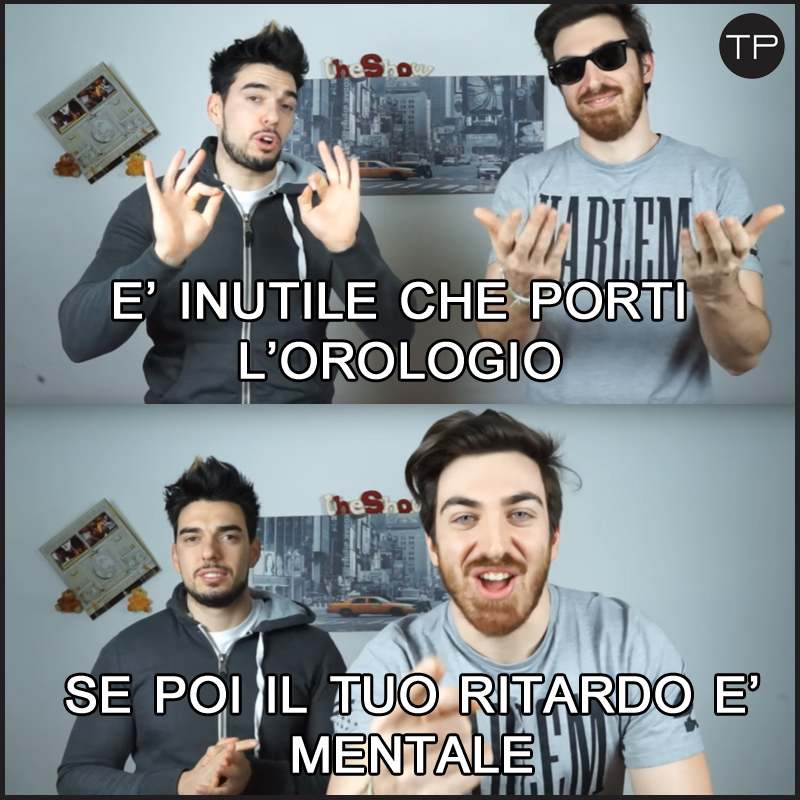 Meme su Youtube Italia - theshow 3