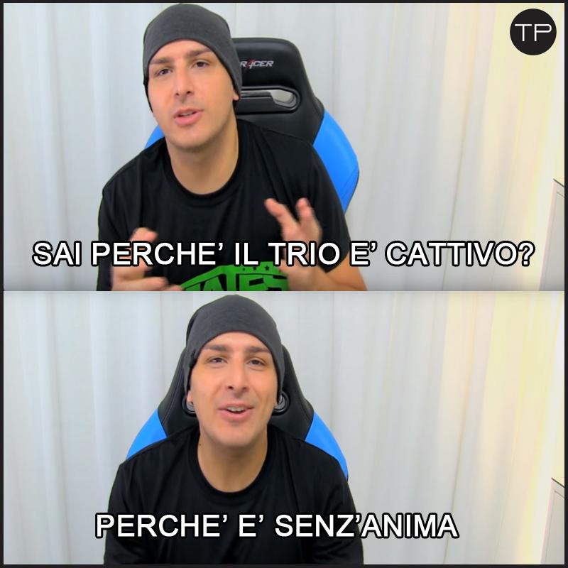 Meme su Youtube Italia - vegas 2