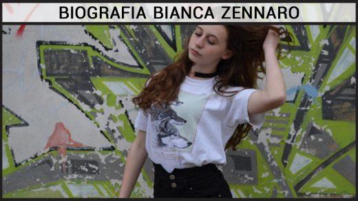 Biografia Bianca Zennaro
