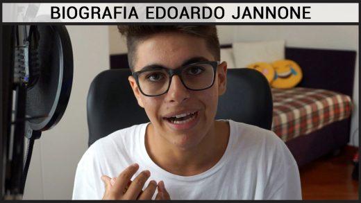 Biografia Edoardo Jannone