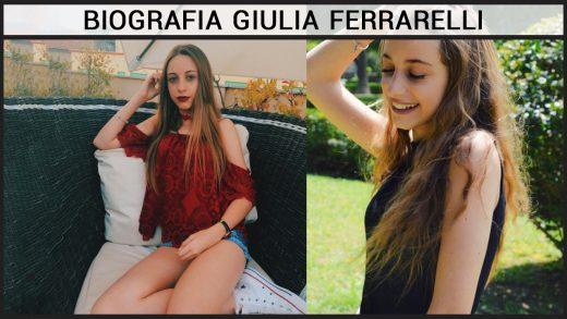 Biografia Giulia Ferrarelli
