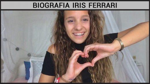 Biografia Iris Ferrari