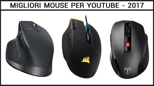 mouse per Youtube