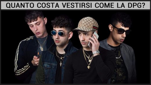 quanto costa vestirsi come la dark polo gang