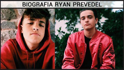 Biografia Ryan Prevedel