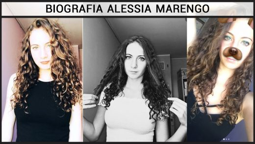 Biografia Alessia Marengo