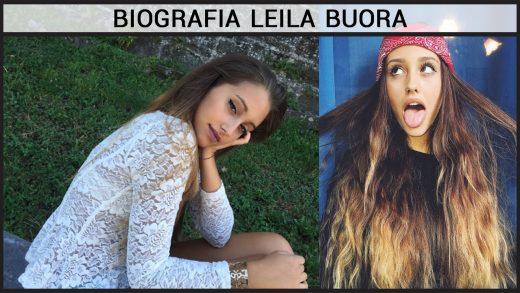 Biografia Leila Buora