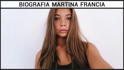 Biografia Martina Francia