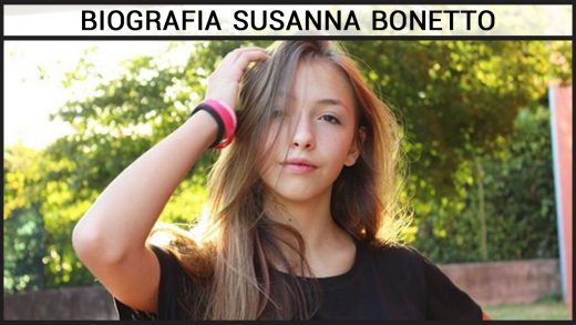 Biografia Susanna Bonetto
